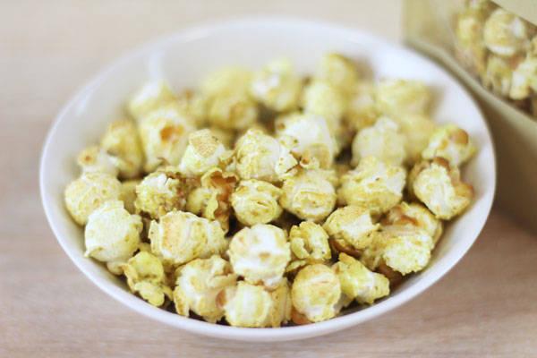Pop Corn Pesto Pignons de  pin - My Crazy Pop