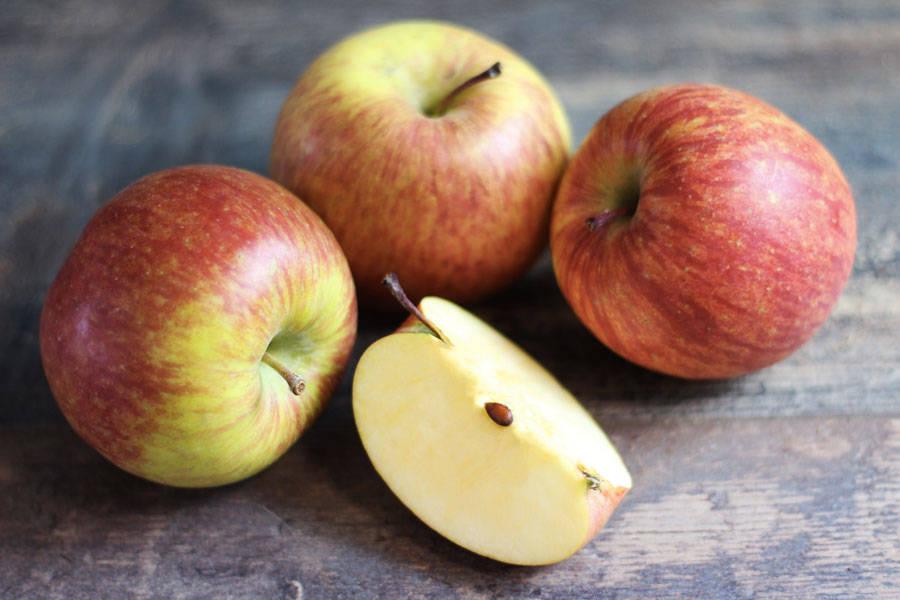 Pomme Fuji - Vergers de Pomamour - La Ruche qui dit Oui ! à la maison