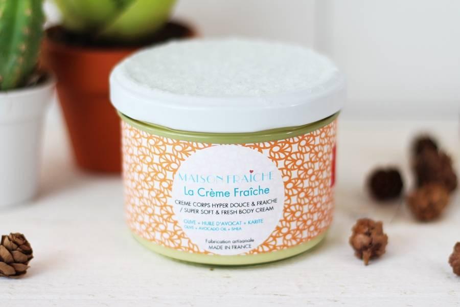 La Crème fraîche - Maison Fraîche - La Ruche qui dit Oui ! à la maison