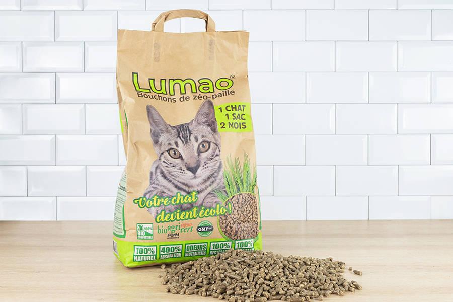 Litière pour chat et NAC - LUMAO - La Ruche qui dit Oui ! à la maison