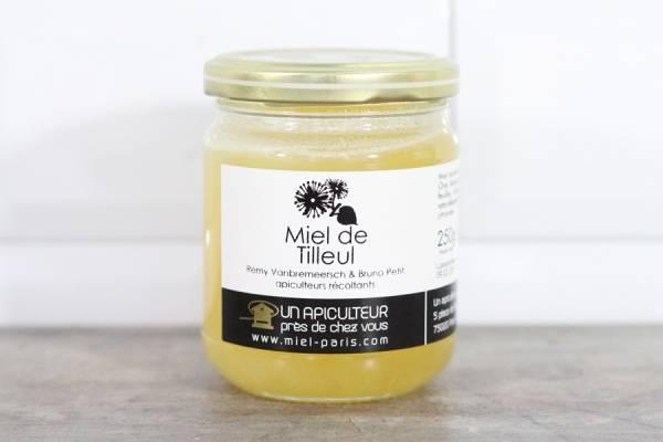 Miel de Tilleul 250g - Un apiculteur près de chez vous