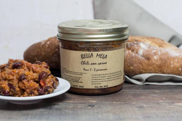 Chili con carne - Bella Mela - Le Comptoir Local