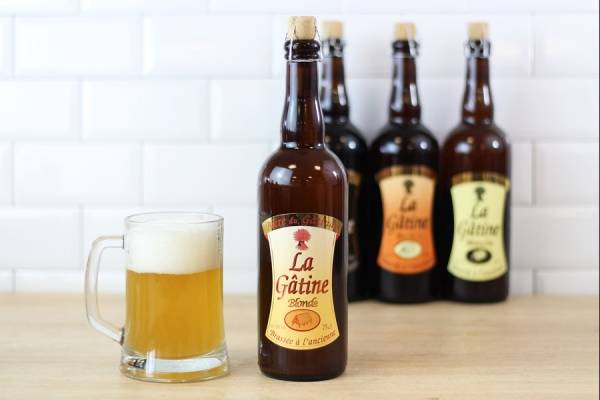 La Gâtine Blonde 75cL - La Gâtine - Le Comptoir Local