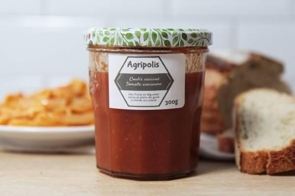 Coulis de tomate - Agripolis