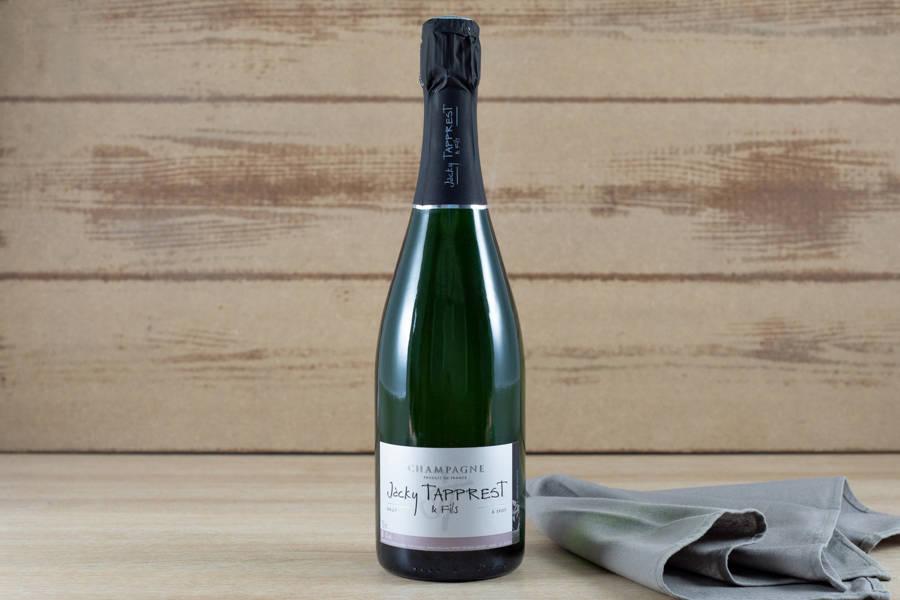 Champagne Tradition Brut - Domaine Tapprest Percebois - La Ruche qui dit Oui ! à la maison