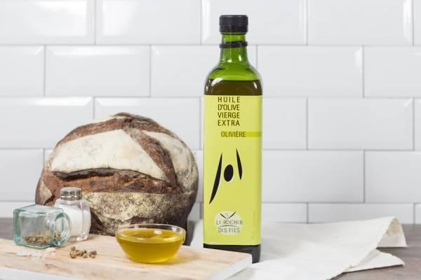 Huile d'olive Oliviere - Le rocher des fées