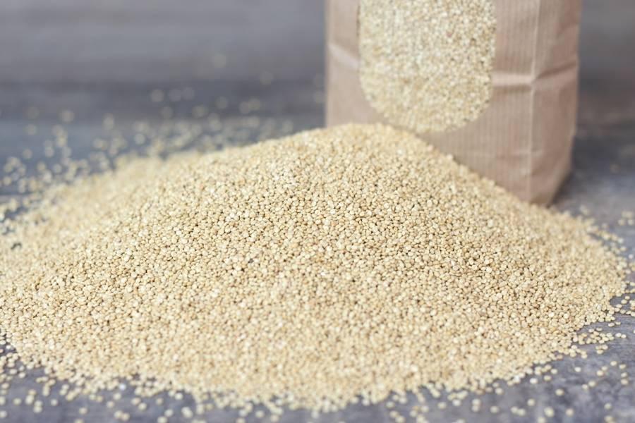 Quinoa - Ferme de Fontaine - La Ruche qui dit Oui ! à la maison