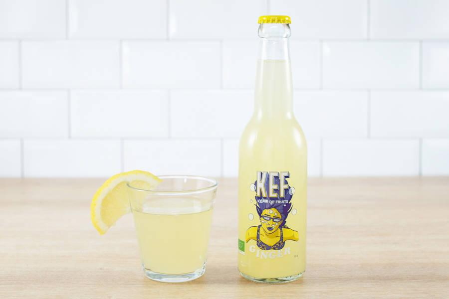 Hello Yellow ! Ginger BIO - KEF - La Ruche qui dit Oui ! à la maison