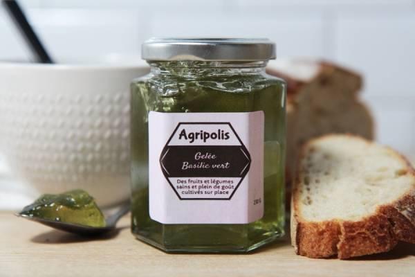 Gelée de basilic - Agripolis