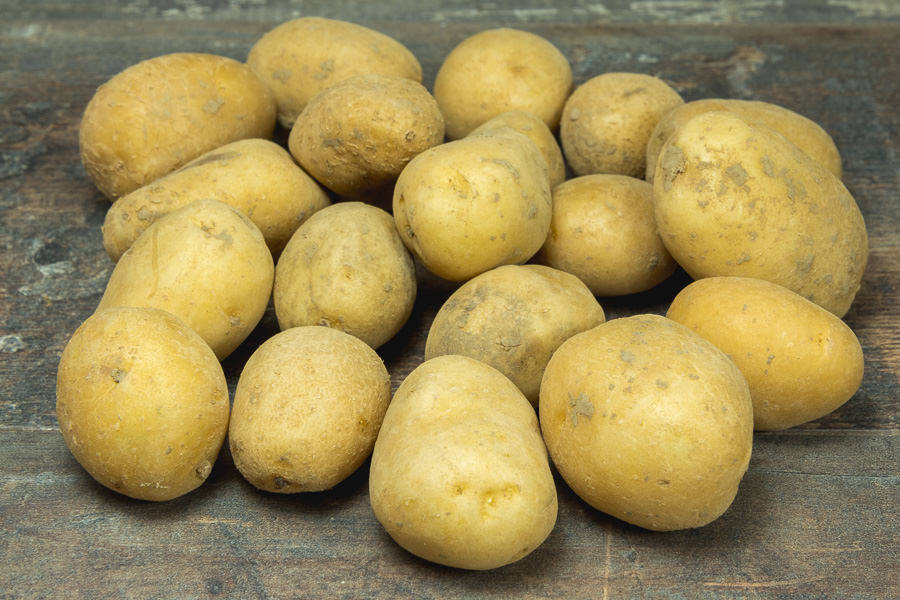 Pomme de terre Grenaille Agata - Le Potager d'Olivier - La Ruche qui dit Oui ! à la maison