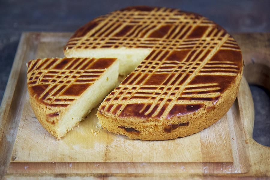 Gâteau breton nature - Biscuiterie Marin Coathalem - La Ruche qui dit Oui ! à la maison