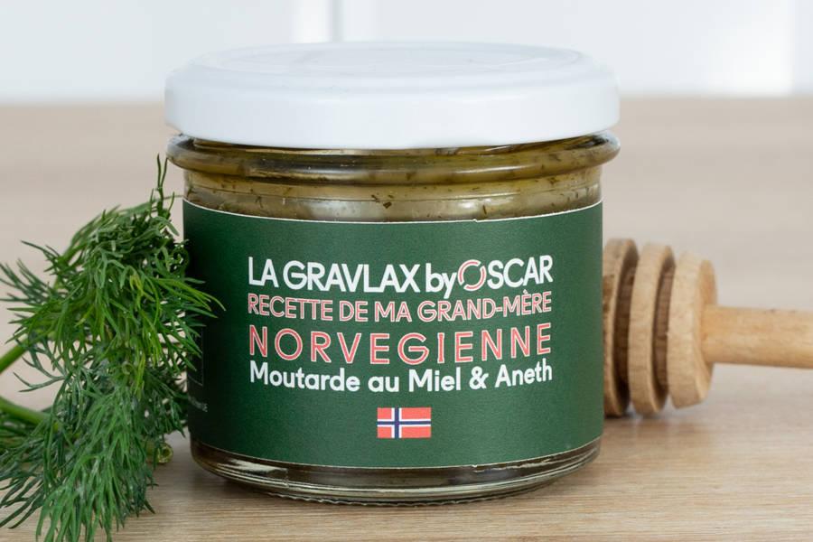 Sauce Gravlax - By Oscar - La Ruche qui dit Oui ! à la maison
