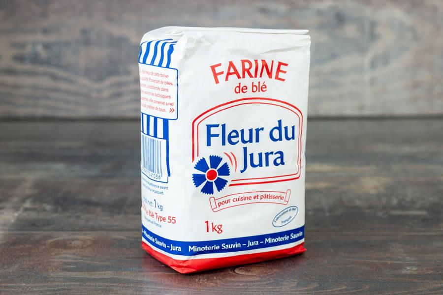 Farine blanche T55 - Le Fournil Briard - La Ruche qui dit Oui ! à la maison