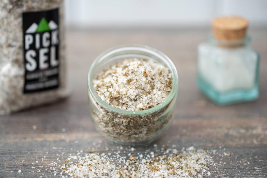 Fleur de sel persillade - PickSel - La Ruche qui dit Oui ! à la maison