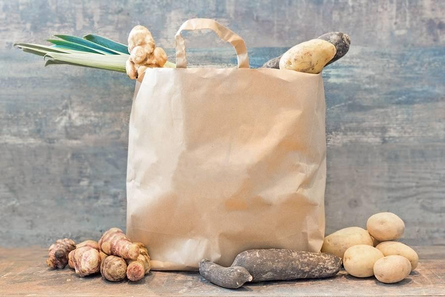 Petite cueillette Surprise BIO - Les jardins de Courances - Le Comptoir Local